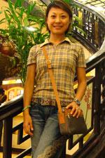 Vicky, la femme-orchestre de la beauté chinoise