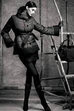 Hilary Radley, la maestro du manteau