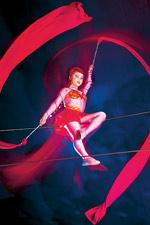 Fabuleux destin du cirque québécois