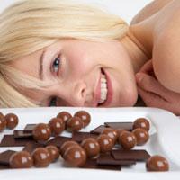 Des cosmétiques au chocolat