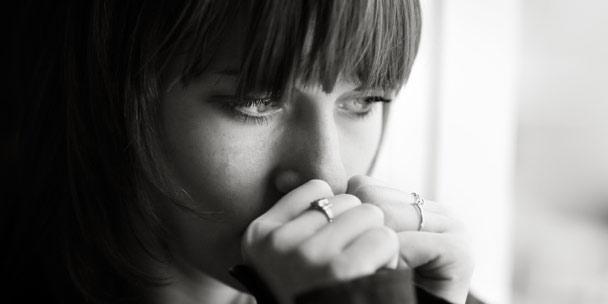 burnout 2 femme triste