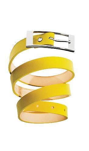 ceinture-en-cuir-jaune