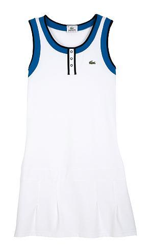 Robe Lacoste de Tennis