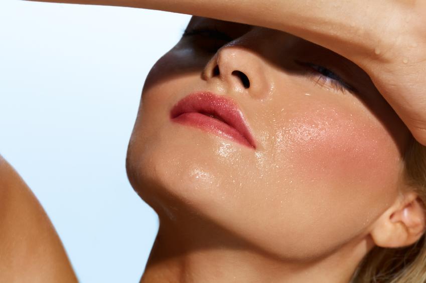 plage soleil peau lèvres