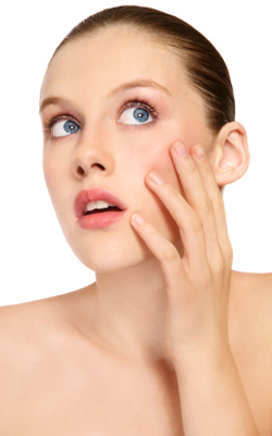 maquiller peau acneique