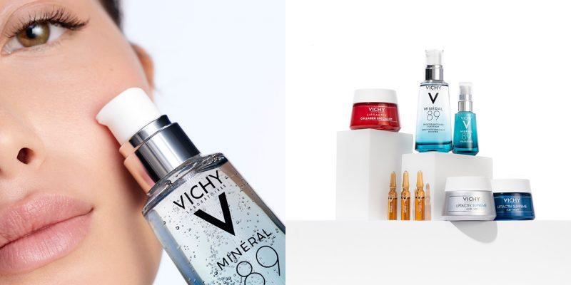 Vichy_soins adaptés pour une routine anti-âge complète