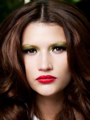 maquillage glam pigmente