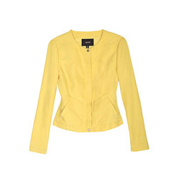 mode-printemps-veste-jacob-jaune