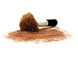 appliquer-poudre-bronzante