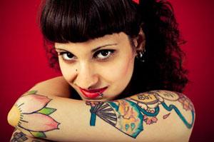 effacer tatouage