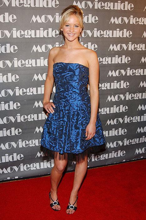 L'évolution du style de Jennifer Lawrence