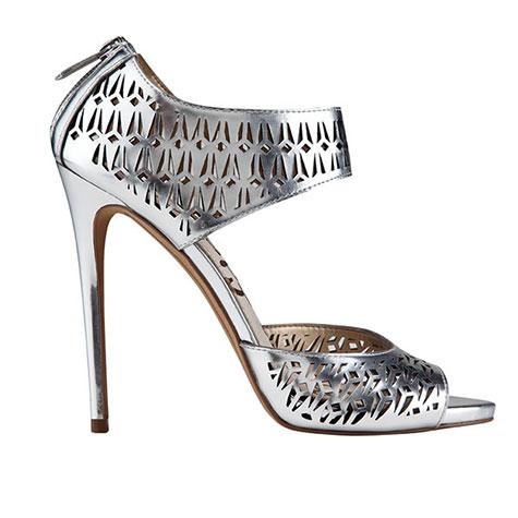 tendance-chaussure-argent