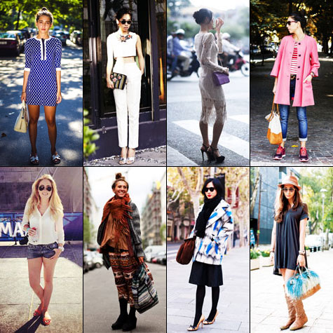Dossier: Street style ELLE International
