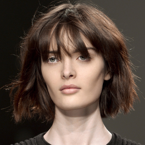 Tendances cheveux automne-hiver 2013-2014: la coupe au carré
