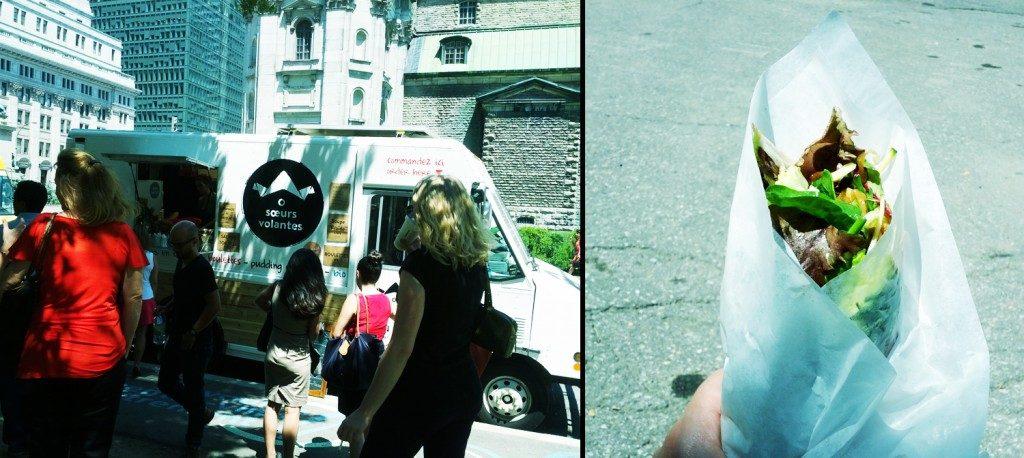 Les <i>Food trucks</i>, un camion dans mon bedon