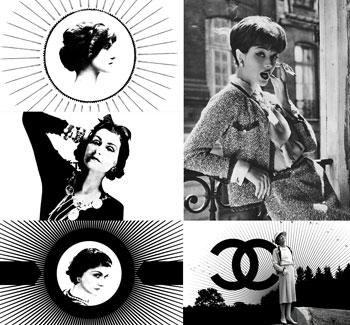 Chanel en 5 films -