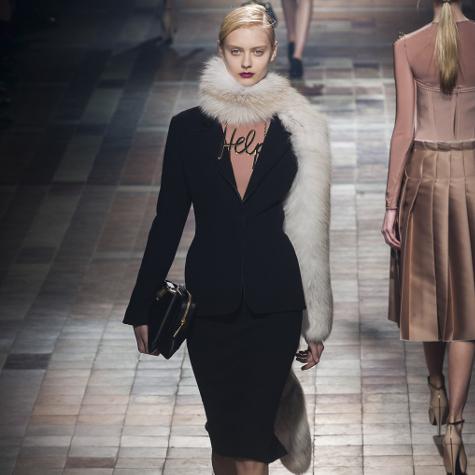 Tendances mode automne-hiver 2013-2014: le tailleur