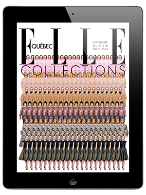 elle quebec collections ipad