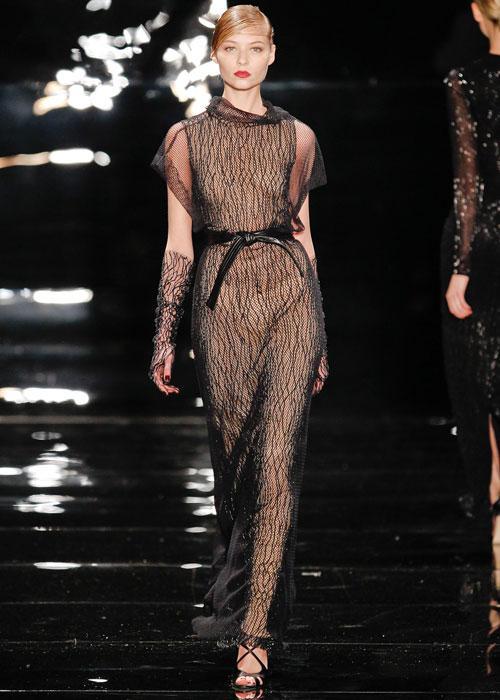 Holiday fashion: Black-tie gala