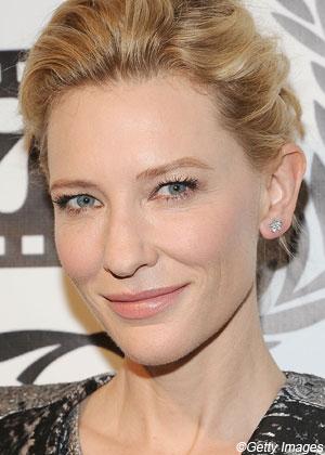 Cate Blanchett routine beauté