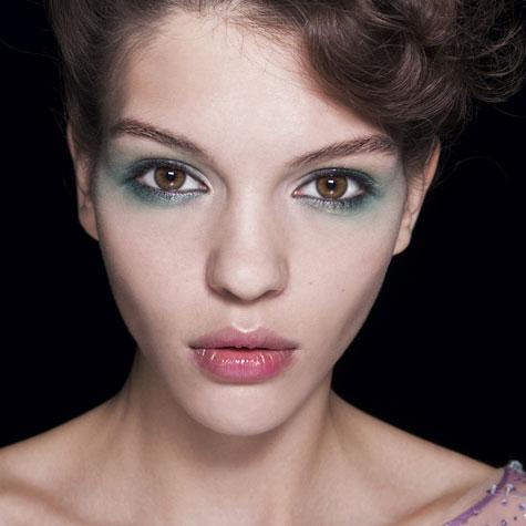 Maquillage Armani pastel