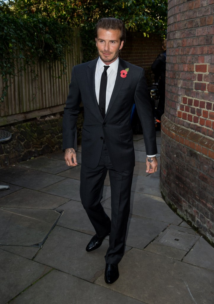 Une collection de vêtements par David Beckham?