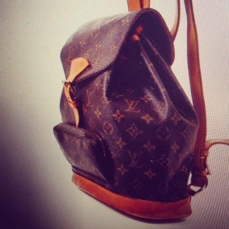 Le deal de la semaine: Louis Vuitton vintage!