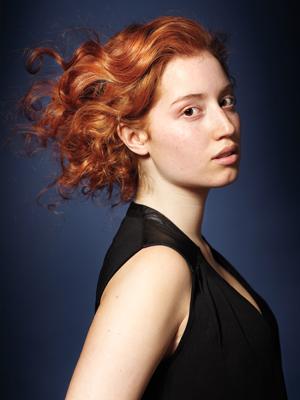 Gabrielle Fontaine sans maquillage