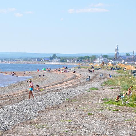 les plus belles plages du quebec