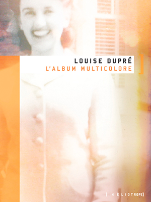 album multicolre louise dupre