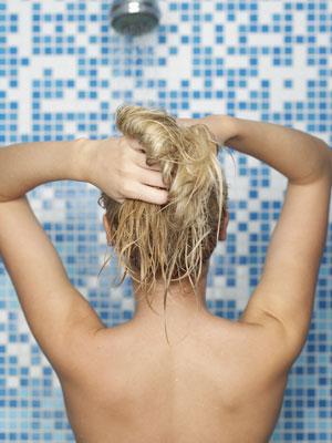 Façons laver ses cheveux