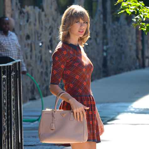 Tendance sixties star Taylor Swift