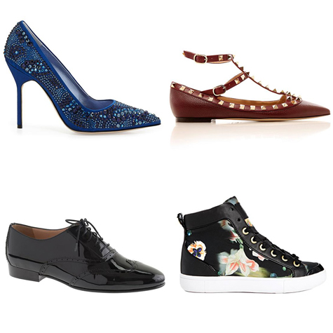 50 chaussures automne 2014