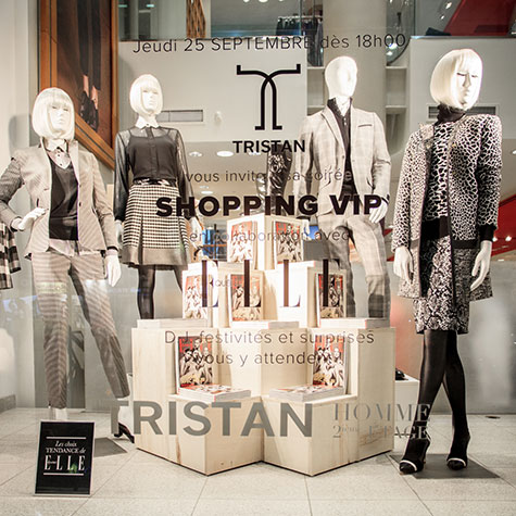 shopping vip tristan