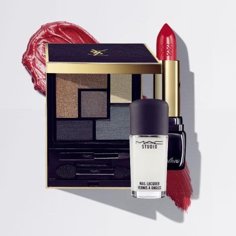maquillage: on craque pour les nouvelles tendances de l'automne.