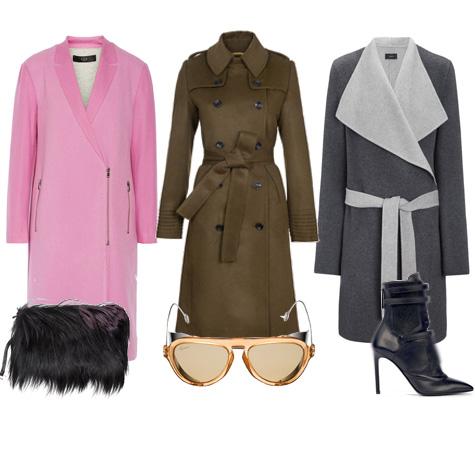 Comment porter manteaux