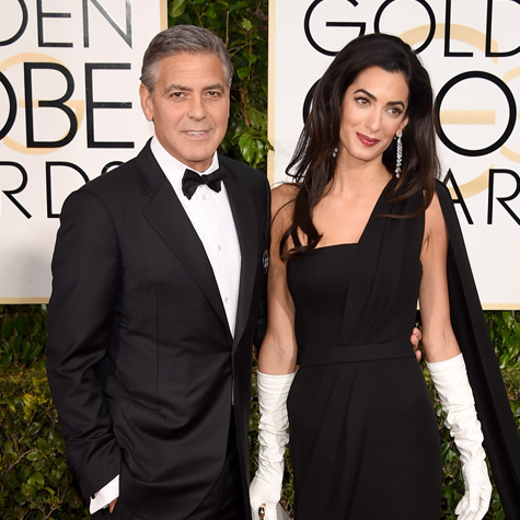 Golden GLobes couples