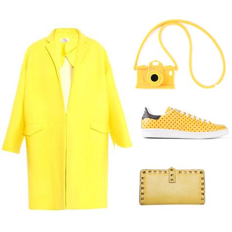 shopping-jaune