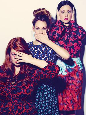 Snl:Katherine Levac, Léane Labrèche Dor et Virginie Fortin
