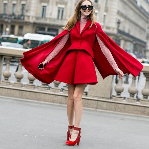 Paris Fashion Week automne hiver 2015