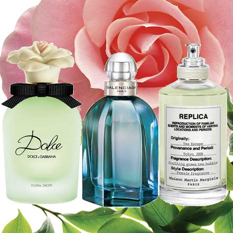 parfums printemps 2015
