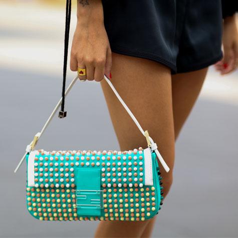 Street style : Nos 30 sacs préférés de l'été