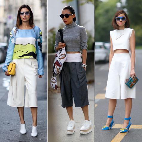 Street style: 20 looks inspirants pour porter la culotte