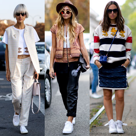 Streetstyle baskets