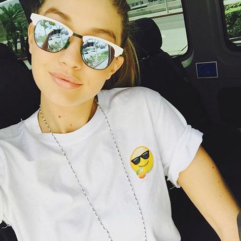 Les plus belles photos de Gigi Hadid sur Instagram