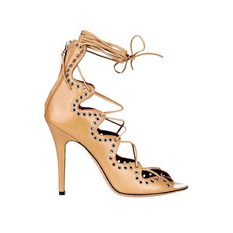 chaussure-beige