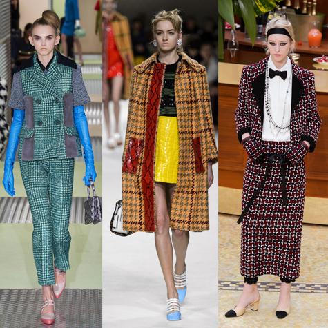 Tweed tendance FW15