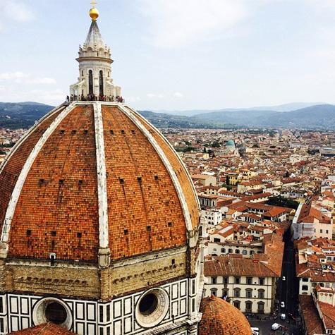 Voyage en Italie: Florence
