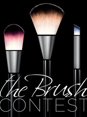 The Brush Contest coulisses