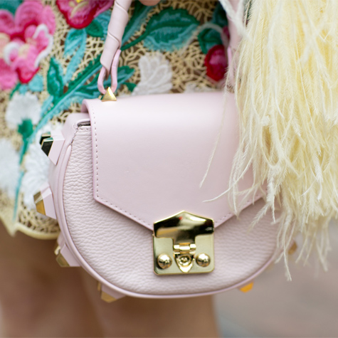 Street style sac